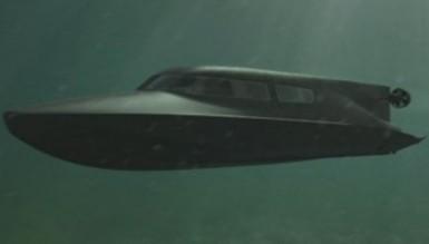 Британцы разрабатывают подводно-надводный катер