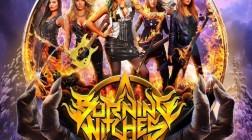 Смотрите новый клип Burning Witches — «Black Widow»