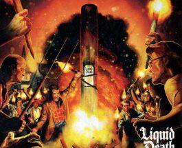 Производитель воды Liquid Death выпустил Death Metal альбом по отзывам клиентов