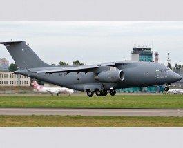Ирак покупает украинские военно-транспортные самолёты Ан-178
