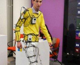 21-летний киевлянин создал роботизированный экзоскелет для своей бабушки и превратил его в стартап