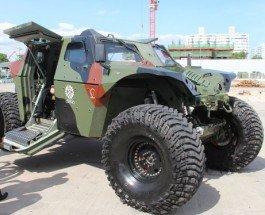 «Бронированный багги» Combat Guard