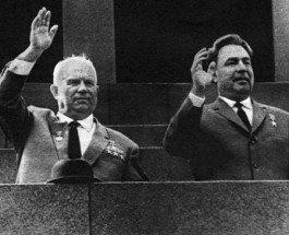 Когда Украина правила Россией: регионализм и пост-сталинская партийная политика
