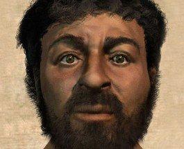 Восстановлена внешность Иисуса Христа