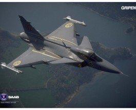 Украина намеревается собирать на Львовском авиаремонтном заводе шведский истребитель JAS-39 «Грипен»
