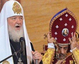 Патриарх Кирилл: «Создание католической Армении на Кавказе было величайшей ошибкой российского государства»