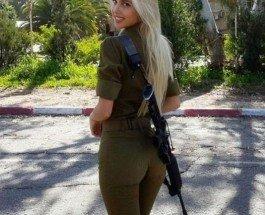 Израильский призыв: Из моделей — в солдаты
