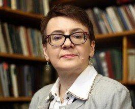 """Оксана Забужко: """"Россия обязательно развалится, и мы должны делать всё, чтобы это произошло как можно быстрее"""""""