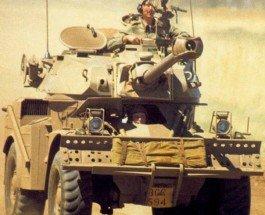 Бронеавтомобиль Panhard AML-90