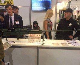 В Украине разработана новая снайперская винтовка большого калибра