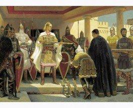 Внешность князя Святослава Игоревича как этноопределяющий признак