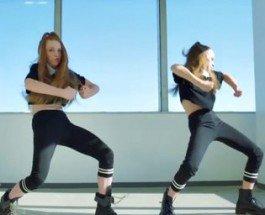 Девочки-подростки взорвали интернет сумасшедшим танцем под Бейонсе