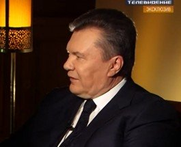 Интервью Виктора Януковича на канале НТВ, 21 февраля 2015 года