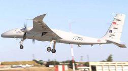 Другий прототип турецько-українського ударного дрона Akinci здійснив перший політ