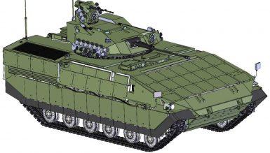 Важка бойова машина піхоти «Вавілон» для ЗС України