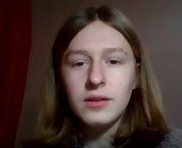 Українська студентка зробила й випробувала на собі вакцину від коронавірусу