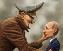 Двенадцать заявлений Путина, которыми Гитлер бы гордился