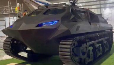 """Украинцы представят гибридный бронеавтомобиль """"Шторм"""""""