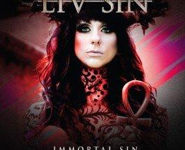 "Liv Sin представила клип на песню ""Immortal Sin"""