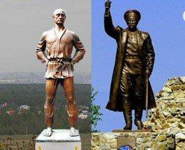 В Санкт-Петербурге появится памятник Путину и Краснову, воевавшему на стороне Гитлера
