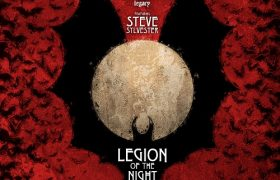 Deathless Legacy — Legion of the Night feat STEVE SYLVESTER
