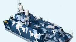 «Повітряна подушка» з «Нептуном»: миколаївський ракетний катер «Богомол»