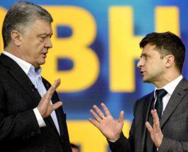 Зачем Зеленский начал новую атаку на Порошенко