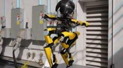 Робот, который умеет и ходить и летать
