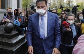 Саакашвили:  надежда и страх Зеленского