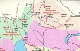 Как Россия «помогла»  Казахстану в войне с джунгарами