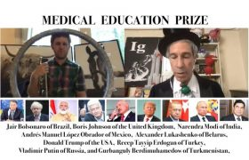 Лукашенко, Путин и Трамп получили «Шнобеля» за реакцию на COVID-19