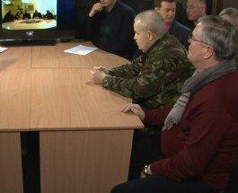 Телемост Донецк-Киев: нам нужен мир