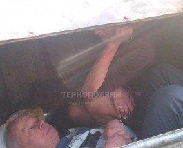Народная люстрация продолжается: в мусорник выбросили двух судей