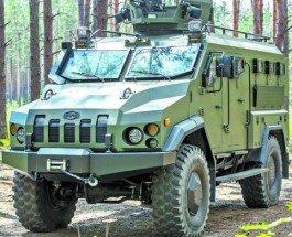 Бронеавтомобиль «Варта» – боевая машина класса MRAP