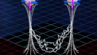 Виртуальные частицы : «Квантовый вакуум»
