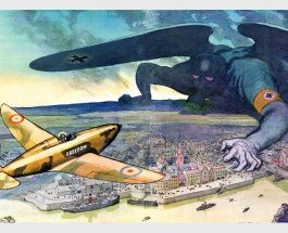 Английский юмор во Вторую мировую войну