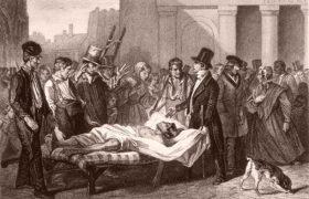 Как изменилось восприятие людьми эпидемий за 200 лет
