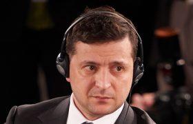 Владимир Зеленский. Антипятый президент