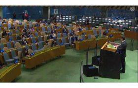 Зеленський в ООН