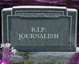 Почему умирает журналистика