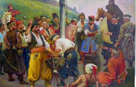 Злочини та покарання у Запорізькій Січі