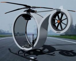 Вертолет ZERO – личный транспорт нового поколения